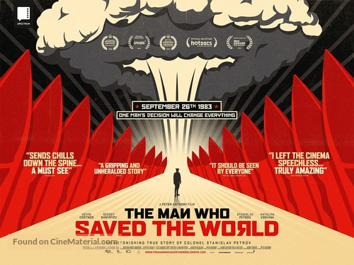 The Man Who Saved the World - Movie Poster