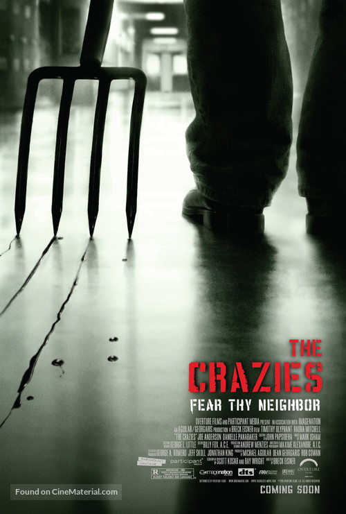 The Crazies - Movie Poster