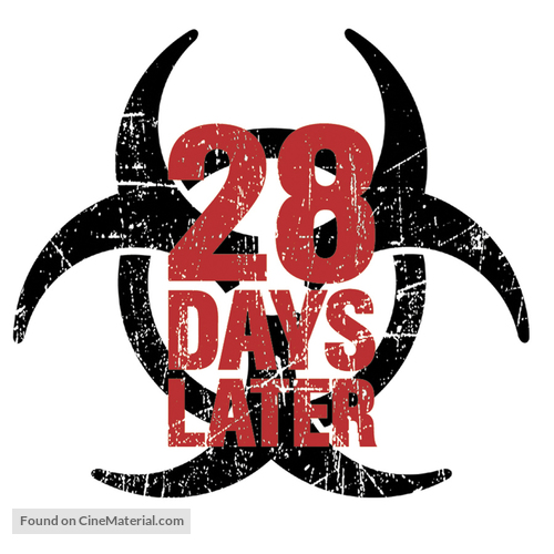 √ 28 Days Later Logo