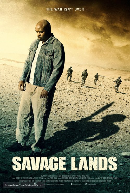 Savage Lands - Movie Poster
