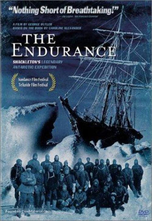 The Endurance: Shackleton's Legendary Antarctic Expedition - Movie Cover