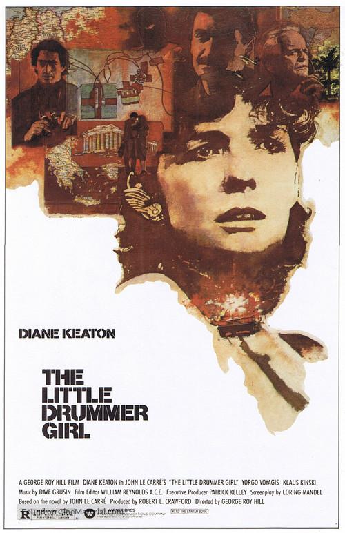 The Little Drummer Girl - Movie Poster