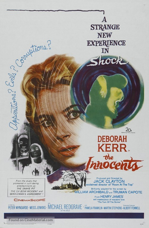 The Innocents - Theatrical movie poster