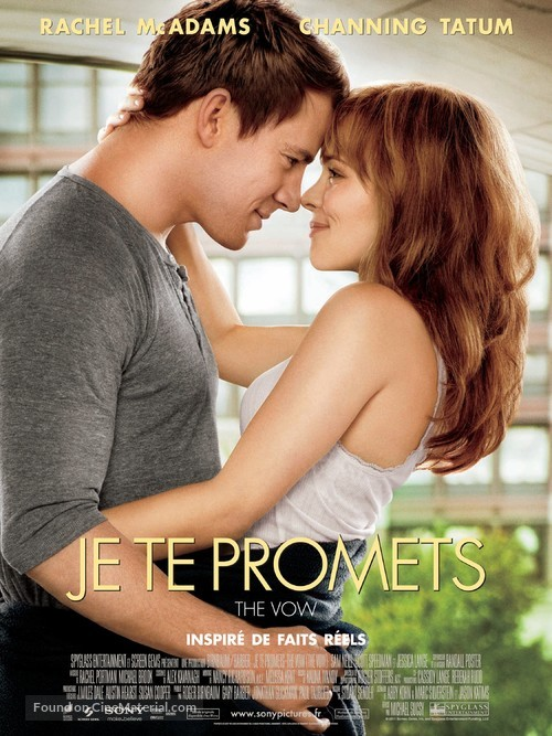 The Vow - French Movie Poster