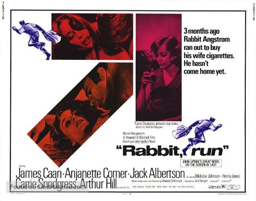 Rabbit, Run - Movie Poster
