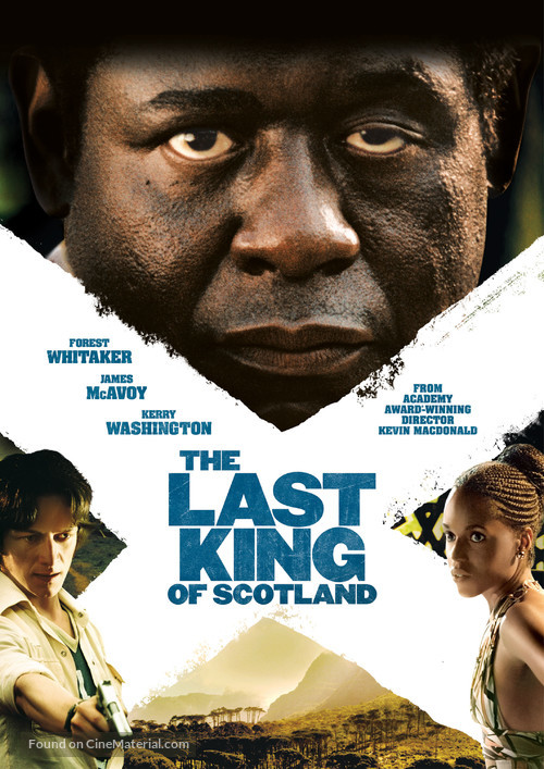 The Last King of Scotland - Movie Poster