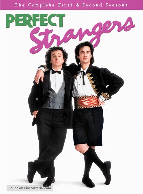 """Perfect Strangers"" - DVD movie cover"