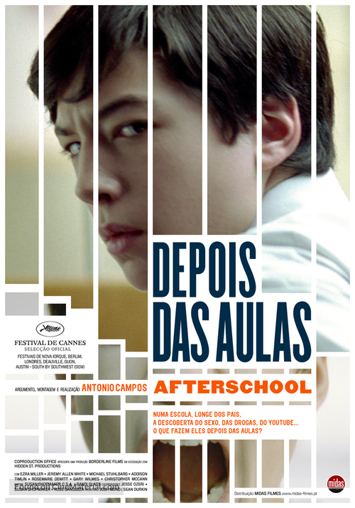 Afterschool - Portuguese Movie Poster