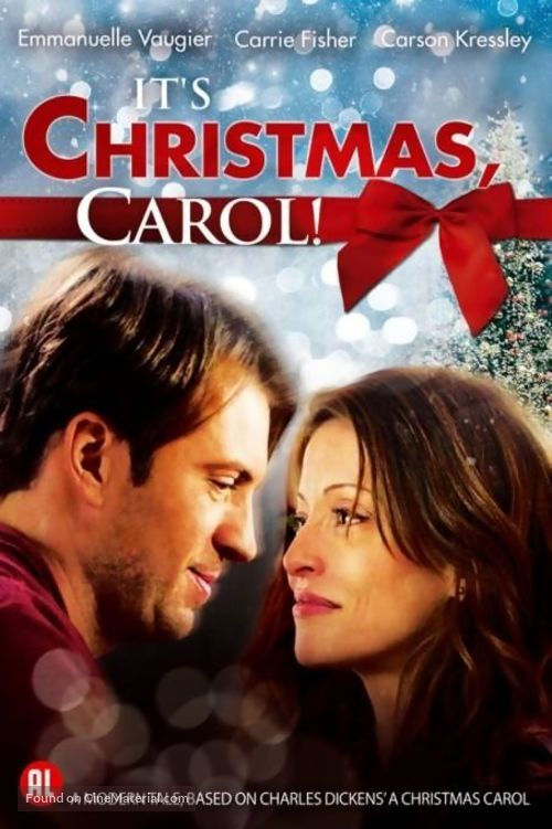 It's Christmas, Carol! - Dutch Movie Cover