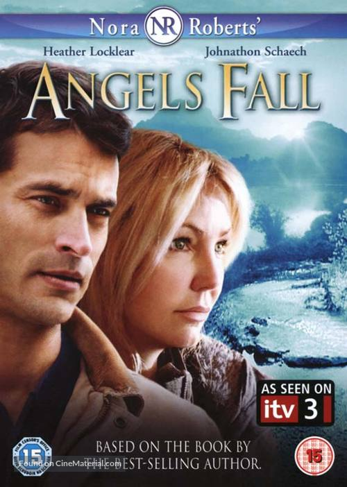 Angels Fall - British Movie Cover