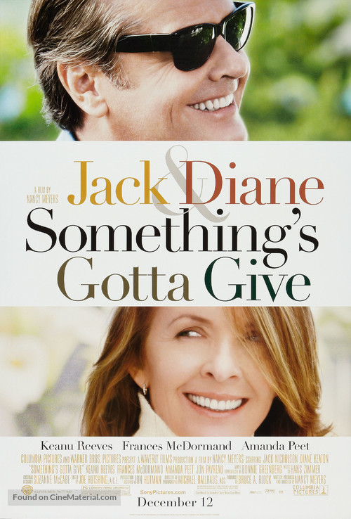 Something's Gotta Give - Movie Poster