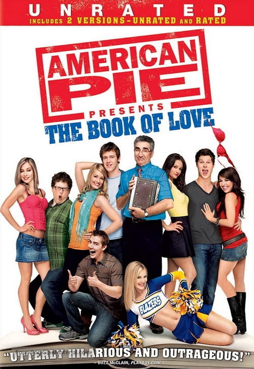 American Pie: Book of Love - Movie Cover