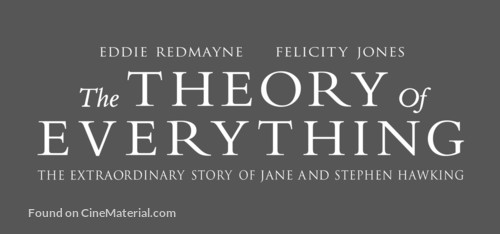 The Theory of Everything - Logo