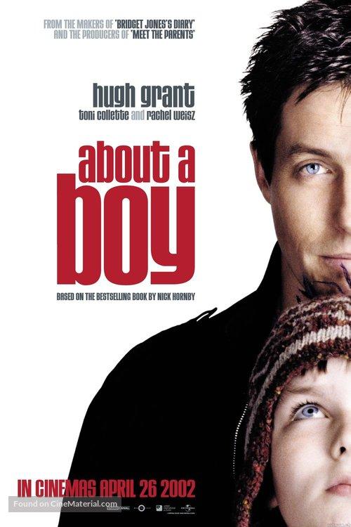 About a Boy - International Movie Poster