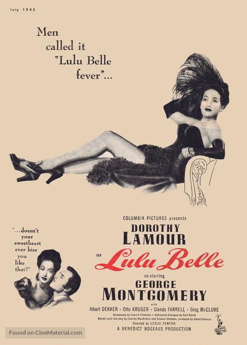 Lulu Belle - Movie Poster