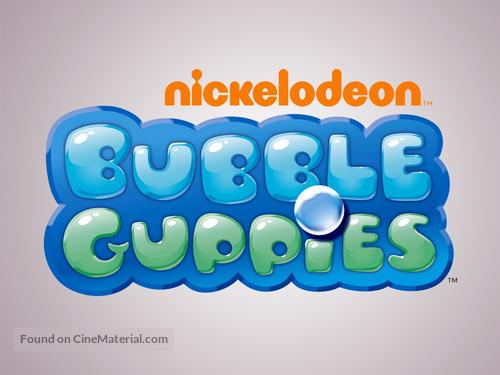 """Bubble Guppies"" - Logo"