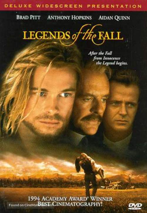 Legends Of The Fall - Movie Cover