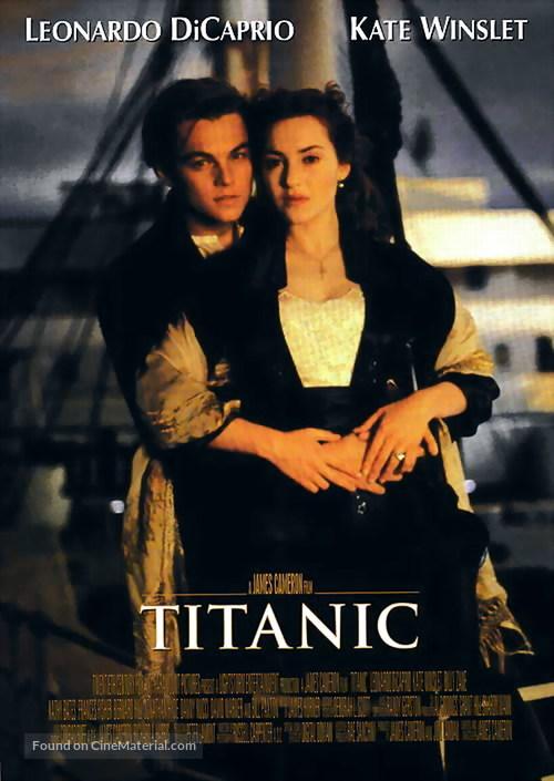 Titanic - Movie Poster