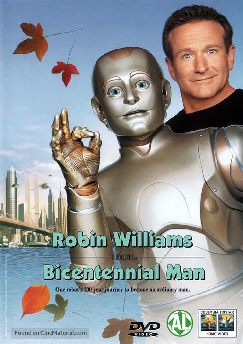 Bicentennial Man - Movie Cover