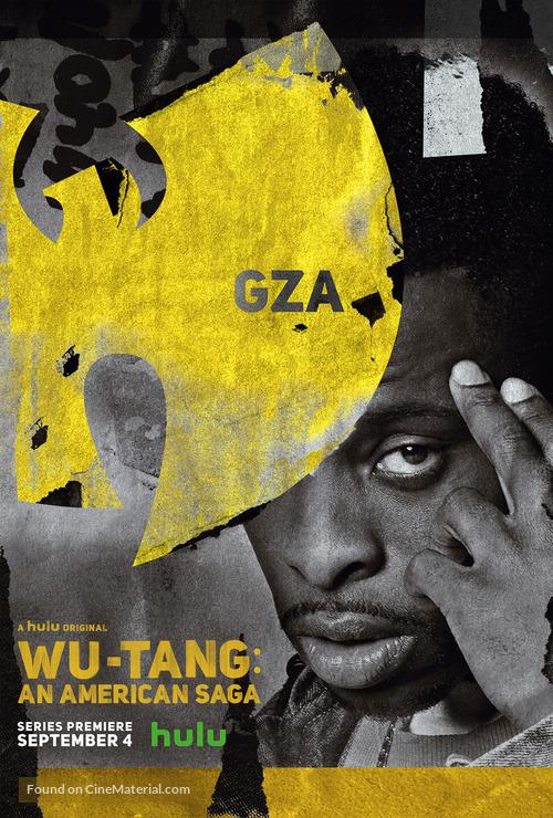 """Wu-Tang: An American Saga"" - Movie Poster"