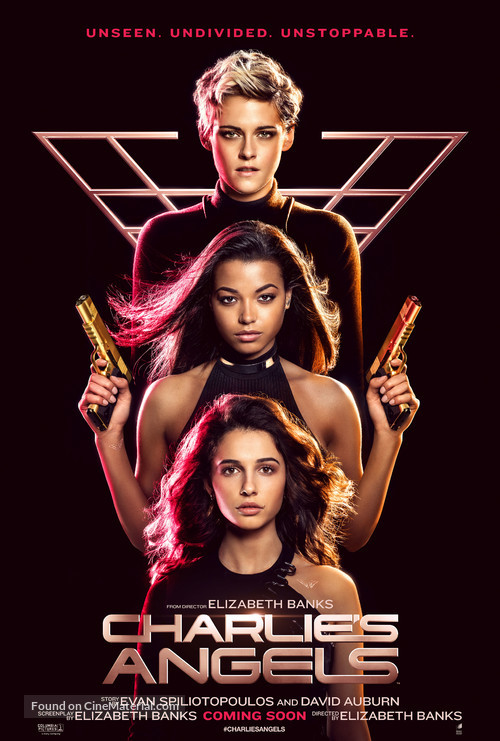 Charlie's Angels - International Teaser movie poster