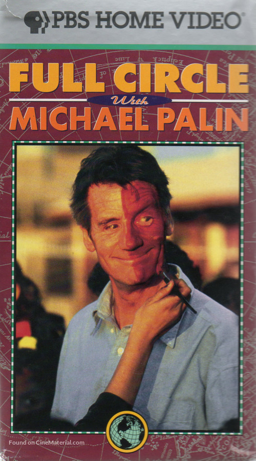 """""""Full Circle with Michael Palin"""" - Movie Cover"""