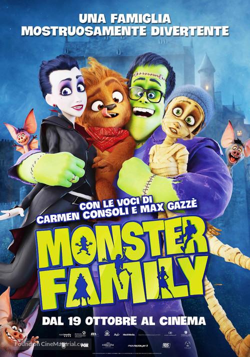 happy family italian movie poster