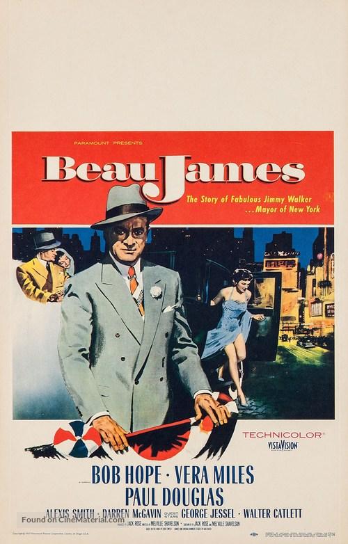 Beau James - Movie Poster