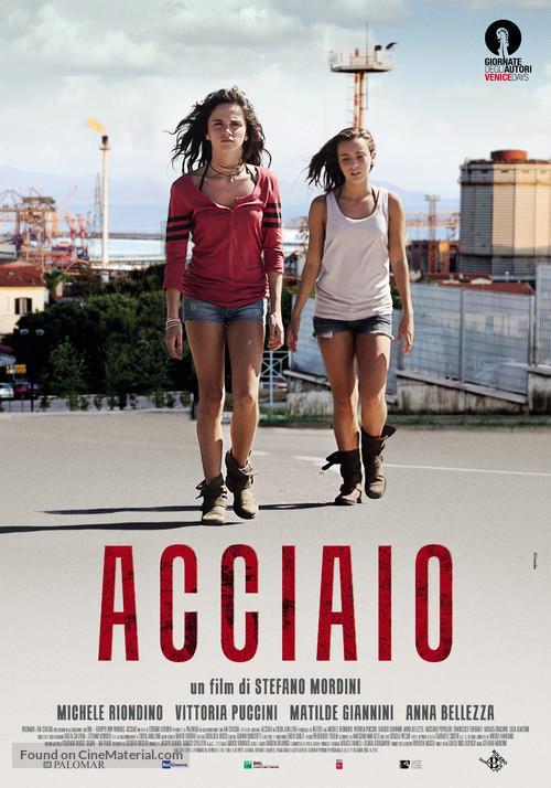 Acciaio - Italian Movie Poster