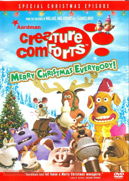 """Creature Comforts"" - Movie Cover"