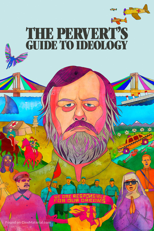The Pervert's Guide to Ideology - Movie Cover
