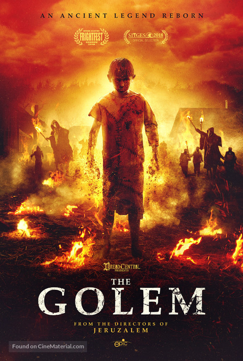 The Golem - Movie Poster