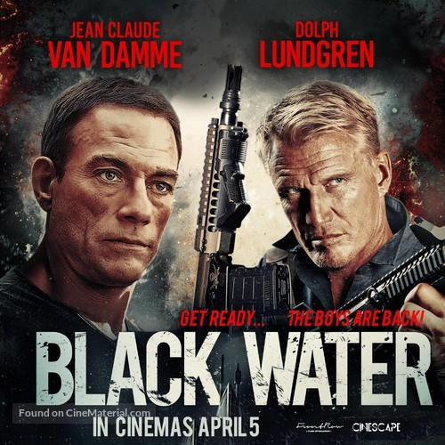 Black Water -  Movie Poster