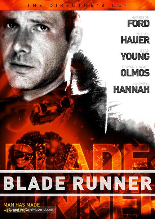 Blade Runner - DVD movie cover