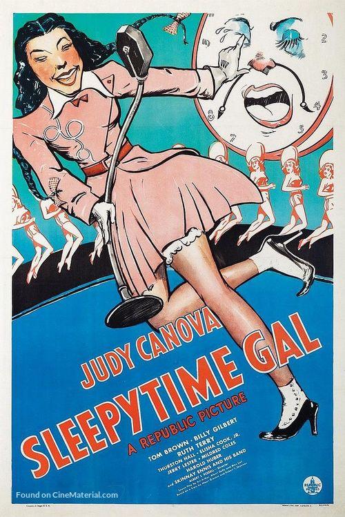 Sleepytime Gal - Movie Poster