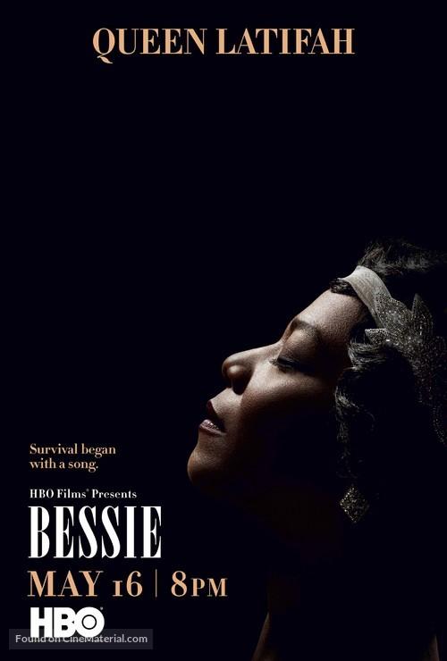 Bessie - Movie Poster