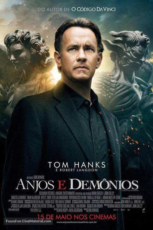 Angels & Demons - Brazilian Movie Poster