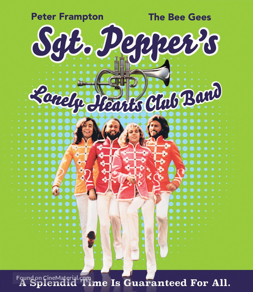 Sgt. Pepper's Lonely Hearts Club Band - Movie Cover