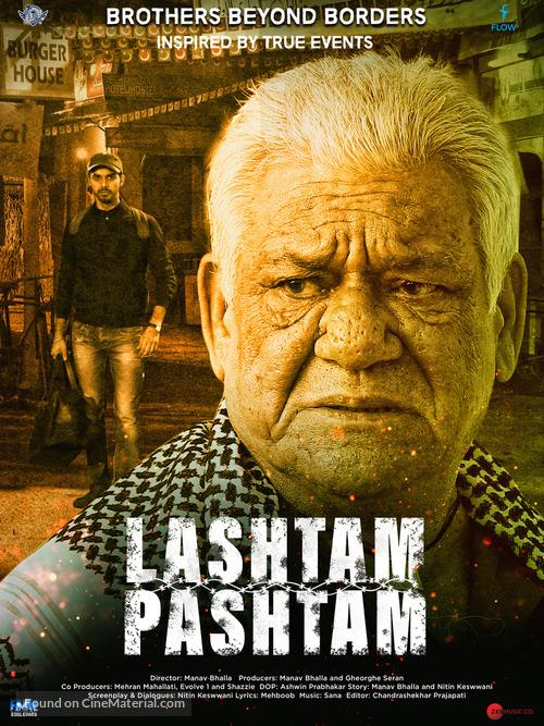 Lashtam Pashtam - Indian Movie Poster