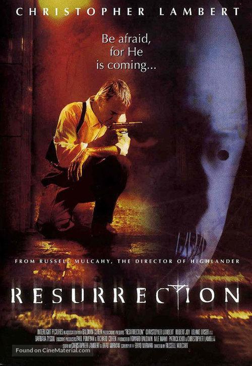 Resurrection - Movie Poster
