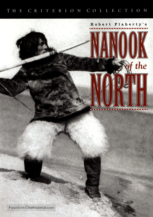 Nanook of the North - DVD movie cover