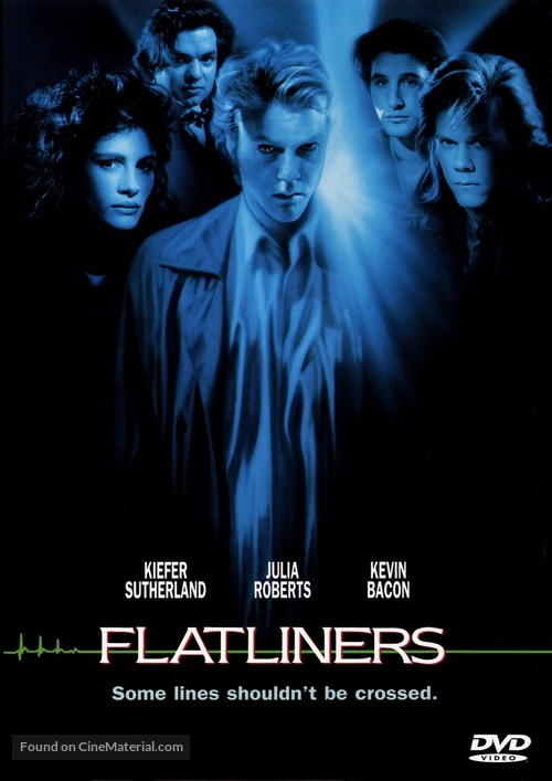 Flatliners - DVD movie cover