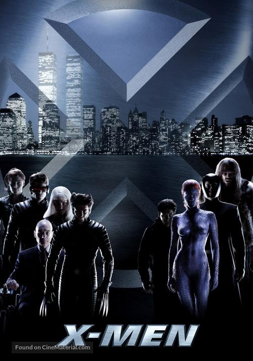 X-Men - Key art
