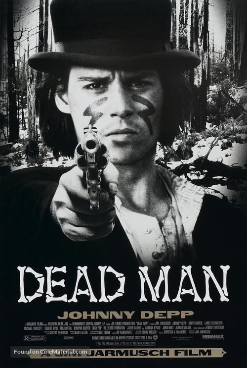 Dead Man - Movie Poster