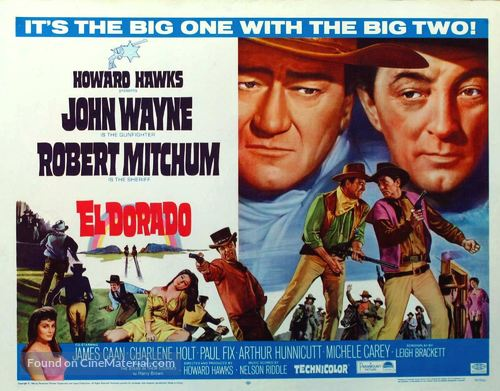 El Dorado - Movie Poster