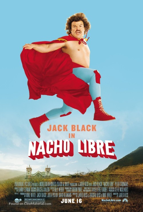 Nacho Libre - Movie Poster