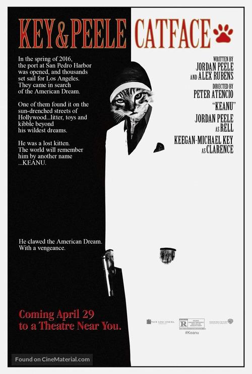 Keanu - Movie Poster