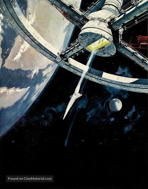 2001: A Space Odyssey - Key art