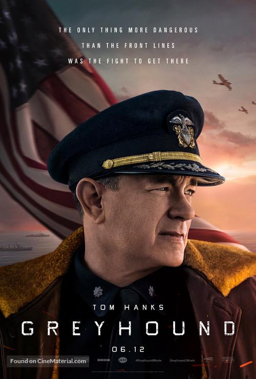 Greyhound - Movie Poster