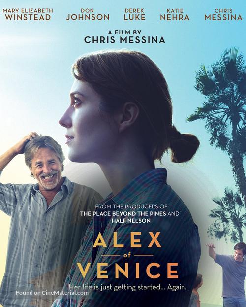Alex of Venice - Movie Cover
